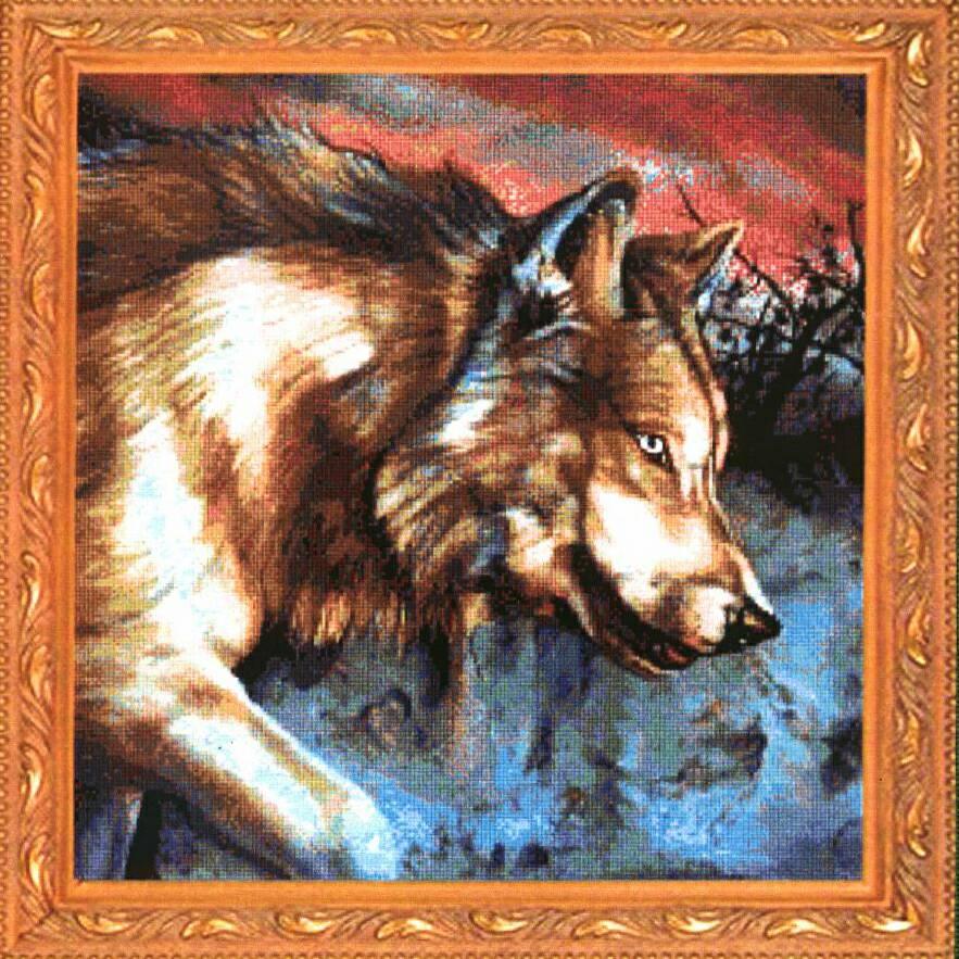 Четыре схемы волков скачать